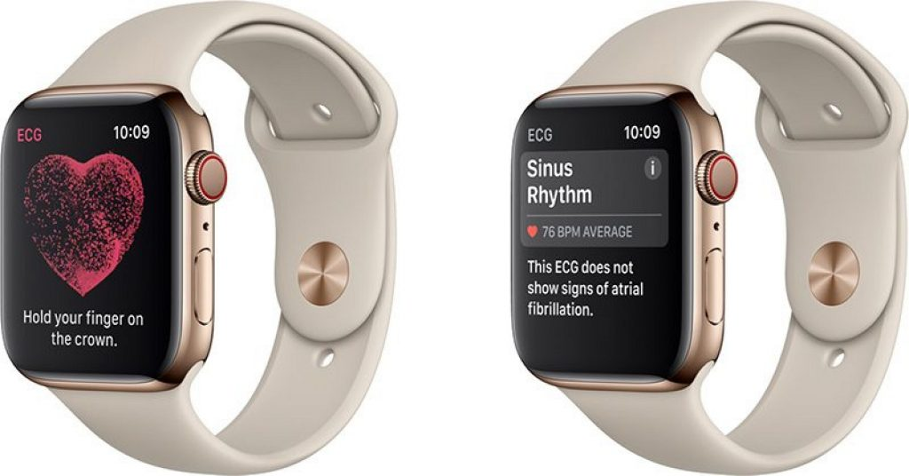 everything you need to know about apple s new ecg sensor 1 1024x536 - Region-switching will not enable Apple Watch's ECG feature internationally