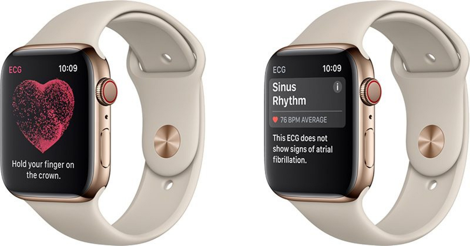 Apple's Watch Series 4 rethinks health, design