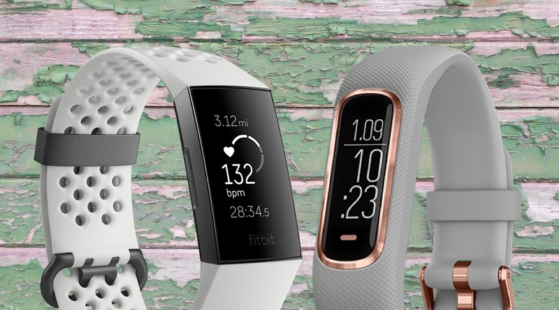 Fitbit Charge 3 vs Garmin Vivosmart 4: the battle of the fitness trackers
