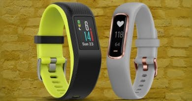 Garmin Vivosport or Vivosmart 4: activity tracker matchup