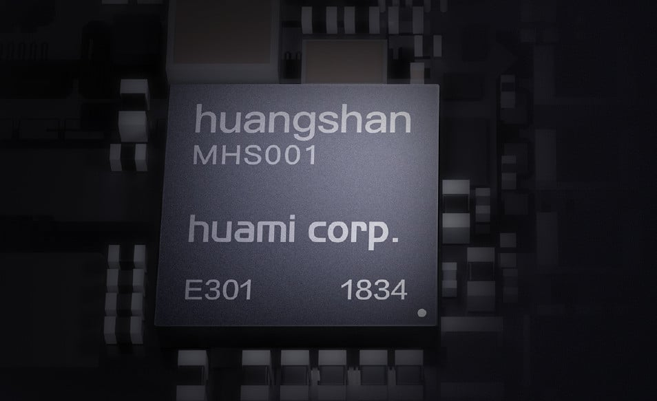 huami announces first artificial intelligence powered wearable chipset 1 - Huami announces first artificial intelligence powered wearable chipset