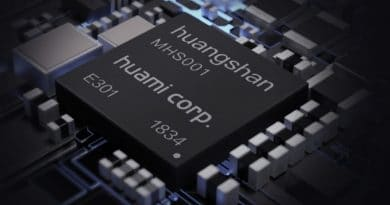 Huami announces first artificial intelligence powered wearable chipset