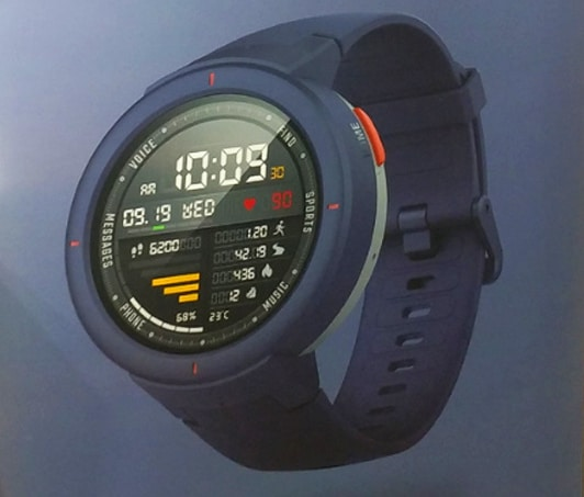 huami preps to launch amazfit x with nfc and a heart health upgrade 2 - Huami preps to launch Amazfit X with NFC and a heart health upgrade