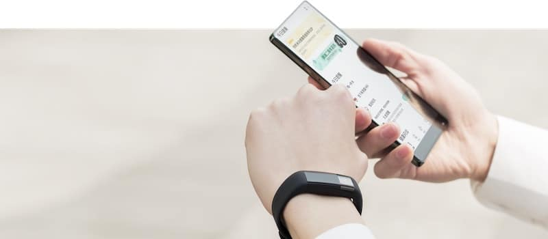 huami s amazfit health band 1s comes with ecg sensor and 100 price tag 1 - Keep tabs on your heart: wearables that come with an ECG sensor