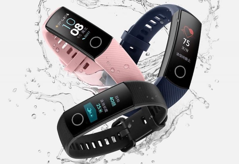 huawei has three new fitness trackers on the way 1 - Huawei has Honor Band 4 and two other fitness trackers on the way