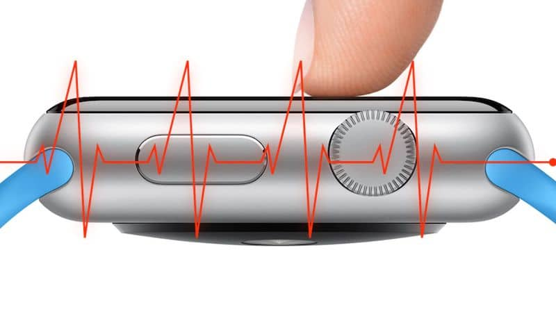 Is Apple Watch touch-based blood pressure monitoring the next big thing?
