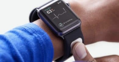 Keep tabs on your heart: wearables that have an ECG sensor