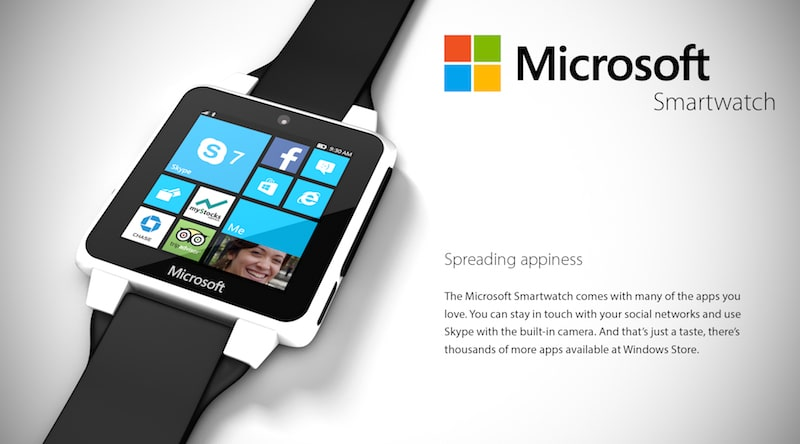 microsoft may unveil the surface watch at its next big surface event in october - There's an off-chance Microsoft might unveil the Surface Watch in October