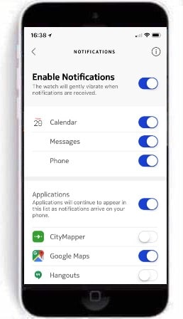 Nokia Steel HR gets notifications support