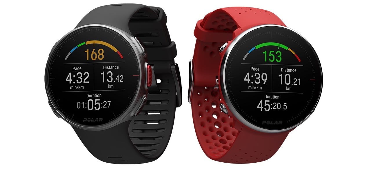 Polar makes Vantage V and M multi-sport watches official