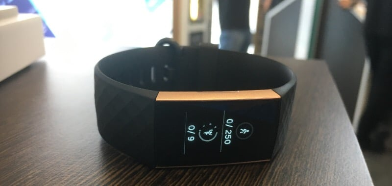 review your hands with fitbit charge 3 on 2018 2 - Review: Hands-on with Fitbit Charge 3 on IFA 2018