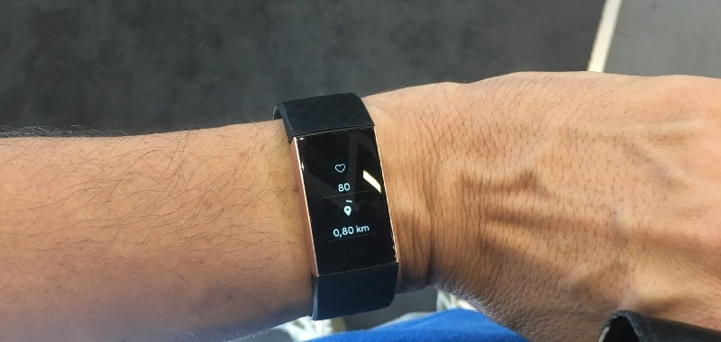 review your hands with fitbit charge 3 on 2018 3 - Review: Hands-on with Fitbit Charge 3 on IFA 2018