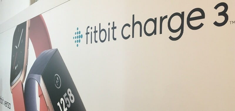 QnA VBage Review: Hands-on with Fitbit Charge 3 at IFA 2018 - Gadgets & Wearables