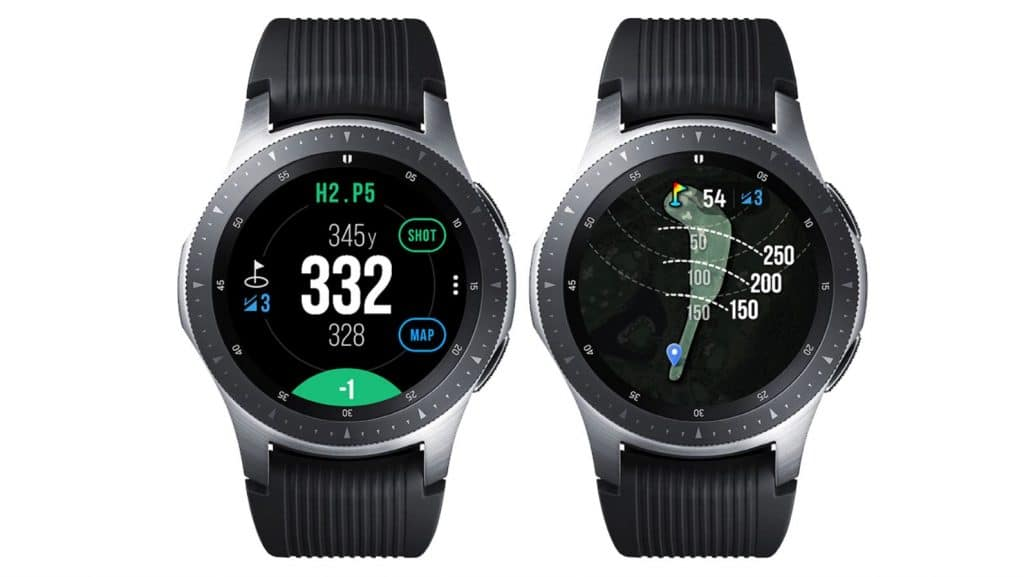 samsung launches special golf variant of its galaxy watch 1 1024x577 - Samsung launches special golf variant of its Galaxy Watch