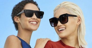Snapchat's new iteration of Spectacles look like everyday sunglasses