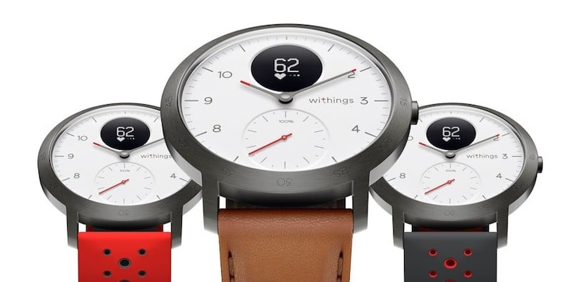 withings makes a return with steel hr sport 1 - Top hybrid watches, the best of both worlds