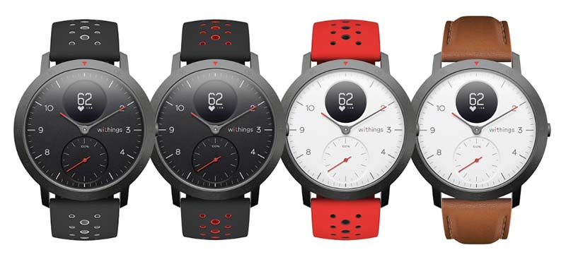 withings makes a return with steel hr sport 3 - Which Withings fitness tracker is right for me?