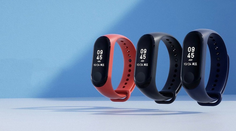 Xiaomi Mi Band 3 flying off the shelves, 5 million sold since June launch