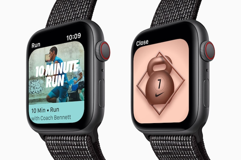 apple launches watch nike series 4 limited quantities in stores 1 - Apple launches Watch Nike+ Series 4, limited quantities available in stores