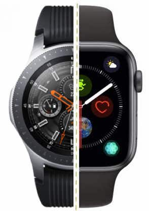 apple watch series 4 or samsung galaxy watch the battle of the smartwatches 1 - Apple Watch Series 4 or Samsung Galaxy Watch: the battle of the all-rounders