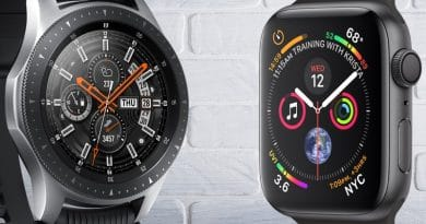 Apple Watch Series 4 or Samsung Galaxy Watch: the battle of the smartwatches