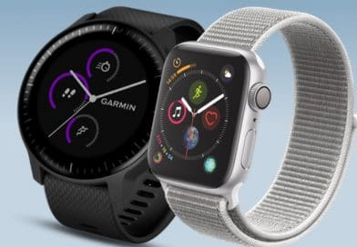 Apple Watch Series 4 vs Garmin Vivoactive 3: what's the difference?