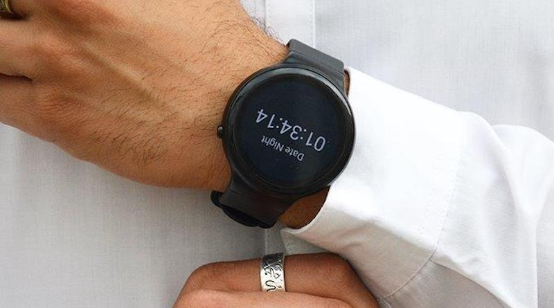 emit Smartwatch: shows countdowns to your priorities