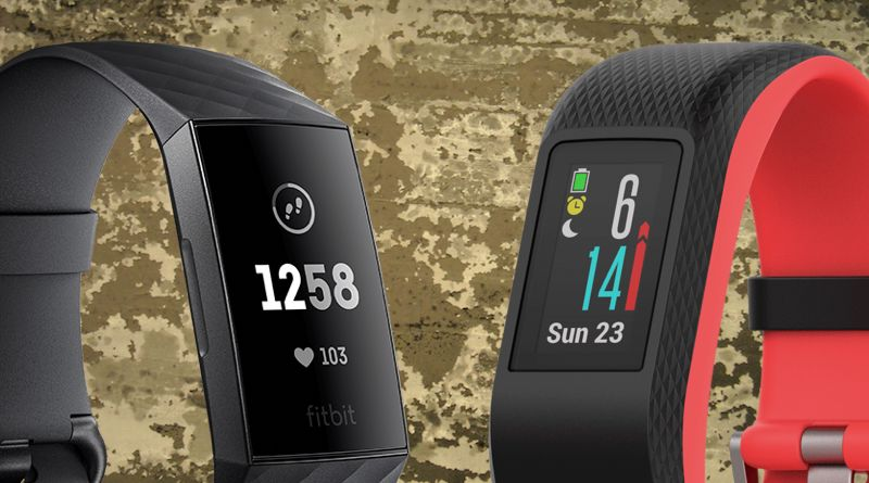 Fitbit Charge 3 vs Garmin Vivosport: activity tracker face-off