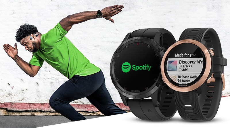 Forerunner 645 Music is next Garmin watch to get Spotify
