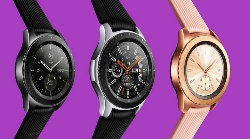 Galaxy Watch claimed to infringe on trademark law