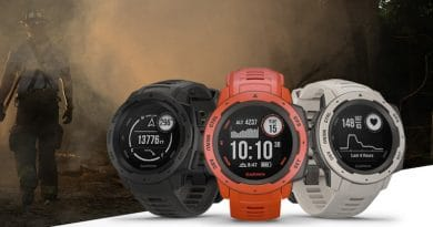 Garmin lifts the veil on Instinct, a watch built for the outdoors