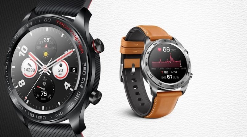 Honor unveils Watch Magic, a smaller and simpler version of Watch GT