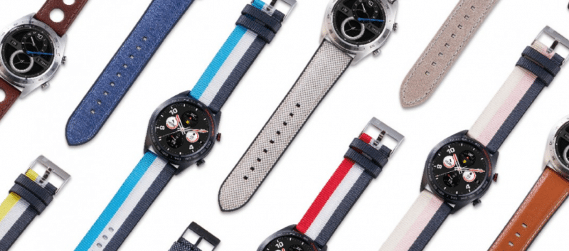 honor unveils watch magic a smaller and simpler version of watch gt - New Honor watches make European debut