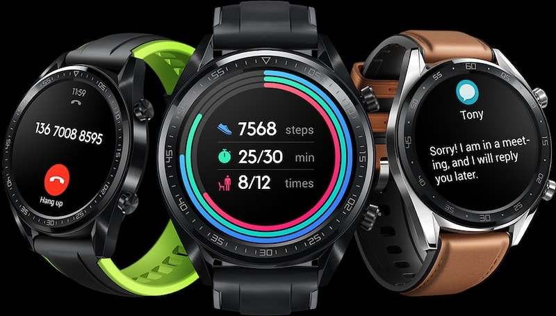 huawei makes watch gt official ditches wear os for 2 weeks of battery life 1 - Huawei takes the wraps of Watch GT, ditches Wear OS for long battery life
