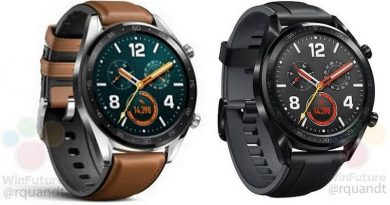 Huawei Watch GT looks to be ditching Google's Wear OS platform