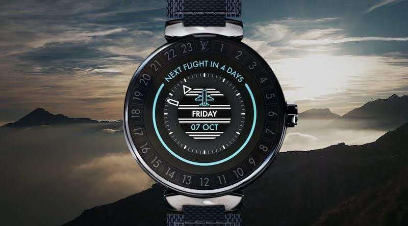 Louis Vutton's next Wear OS Watch hits the FCC
