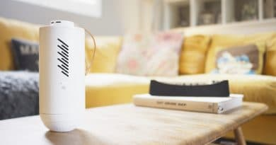 MATR Personal Purifier: portable pollution eliminating air purifier
