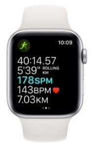 measuring cadence with wearables why it matters 2 187x300 - Measuring cadence with fitness trackers and smartwatches, why it matters