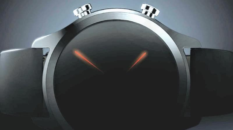 Mobvoi prepares to reveal new WearOS smartwatch