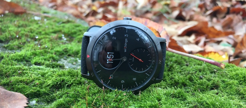 review steel hr sport withings marks its return with a sporty hybrid 1 - Review: Steel HR Sport, Withings is back with a sportier hybrid