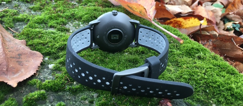 review steel hr sport withings marks its return with a sporty hybrid 2 - Review: Steel HR Sport, Withings is back with a sportier hybrid