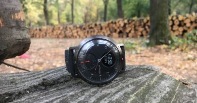 Review: Steel HR Sport, Withings marks its return with a sporty hybrid