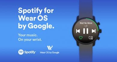 Spotify to get a new official app for Google Wear OS