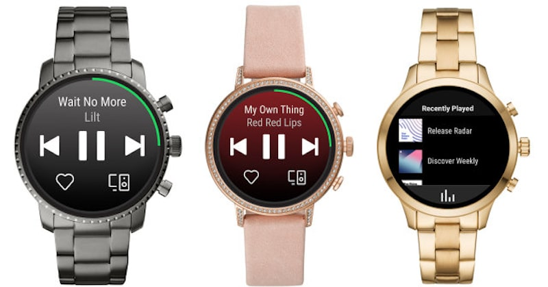 spotify to get an official app for google wear os - Spotify to get a new official app for Google Wear OS
