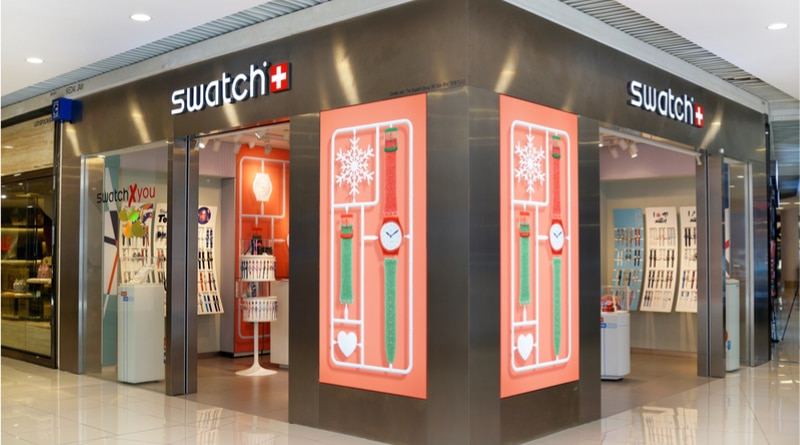 Swatch's prepares to tackle Google and Apple with its own smartwatch OS