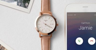 Three new Fossil smartwatches get Bluetooth certification