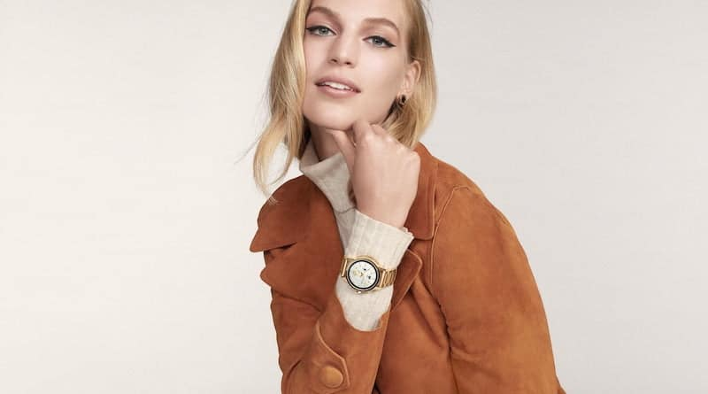 Tory Burch launches Classic Gigi, its first touchscreen smartwatch
