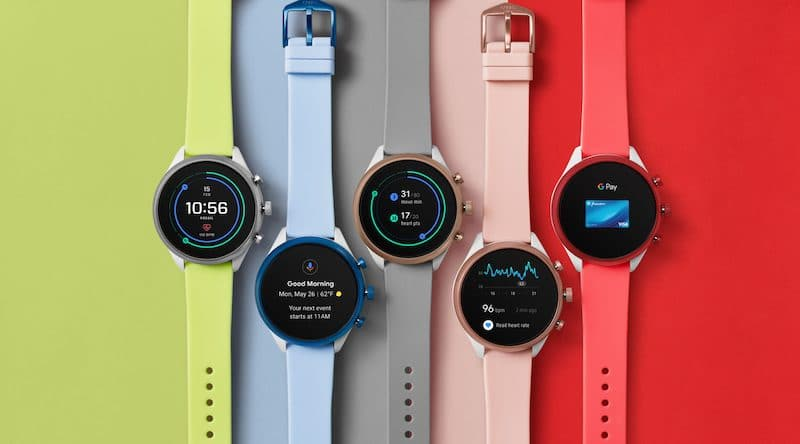 Fossil Sport announced with Snapdragon Wear 3100 chip
