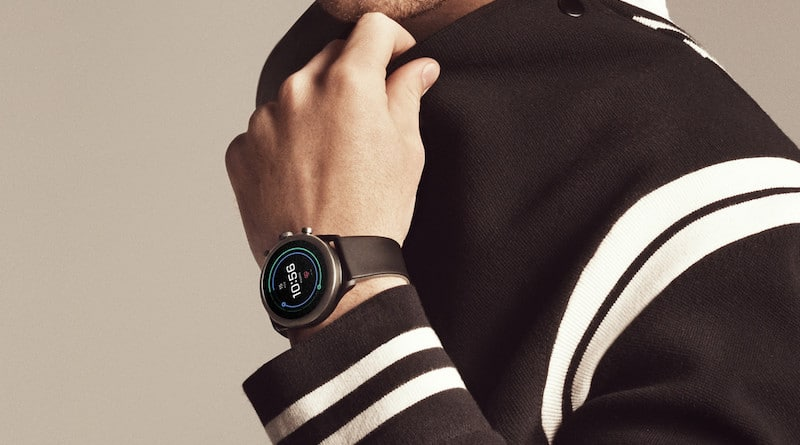 fossil sport announced with snapdragon wear 3100 chip 1 - Fossil Sport announced with Snapdragon Wear 3100 chip