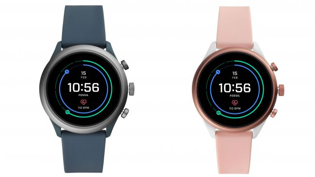 fossil sport announced with snapdragon wear 3100 chip 2 - Fossil Sport announced with Snapdragon Wear 3100 chip